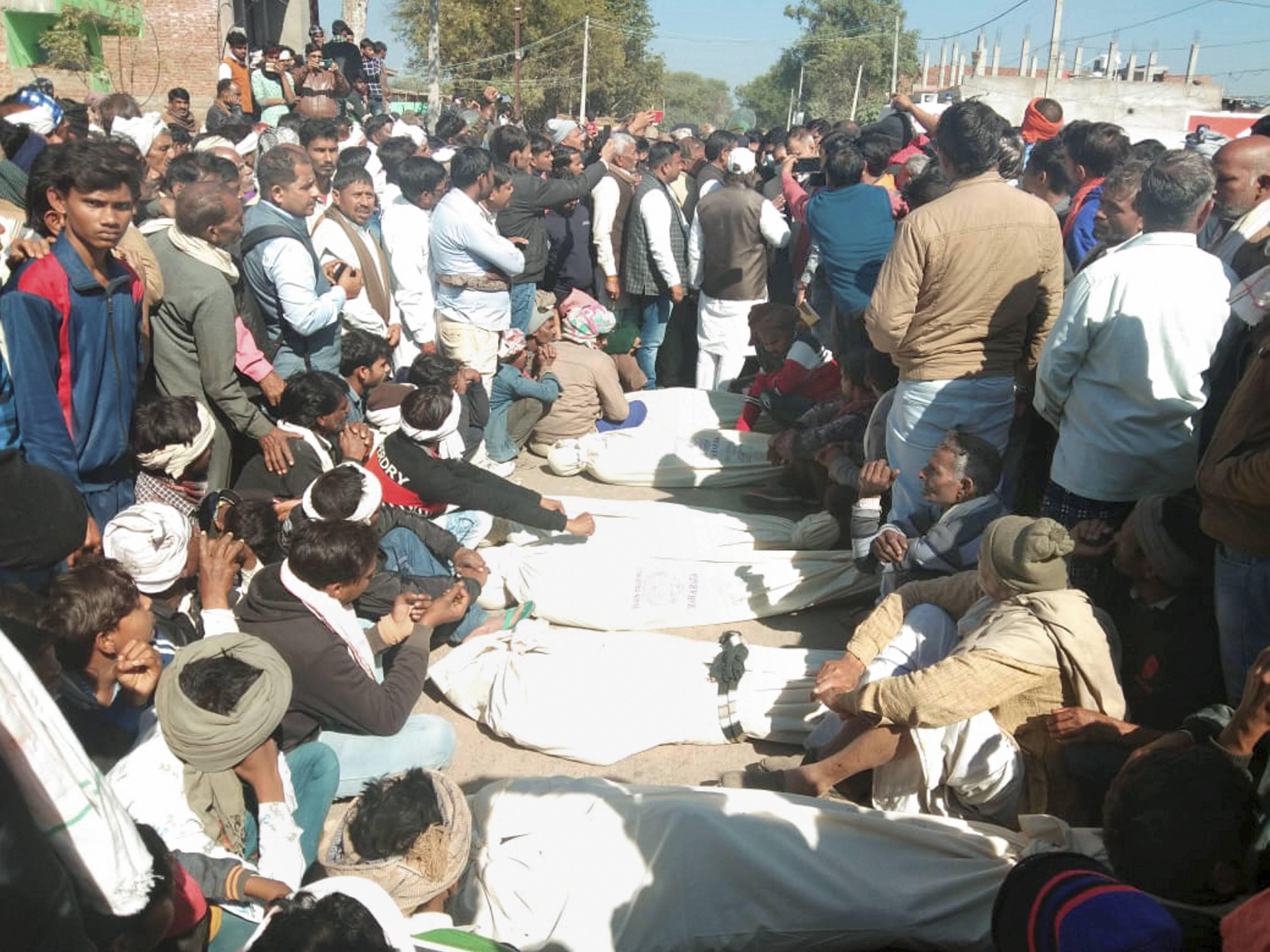 Spurious liquor tragedy in Madhya Pradesh's Morena
