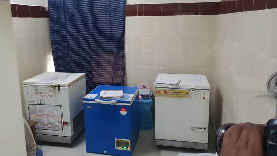 Delhi's model COVID-19 vaccination centre