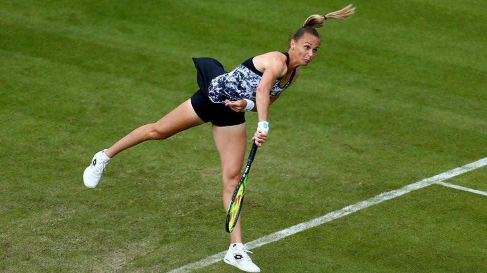 Magdalena Rybarikova stuns Karolina Pliskova in Birmingham opener