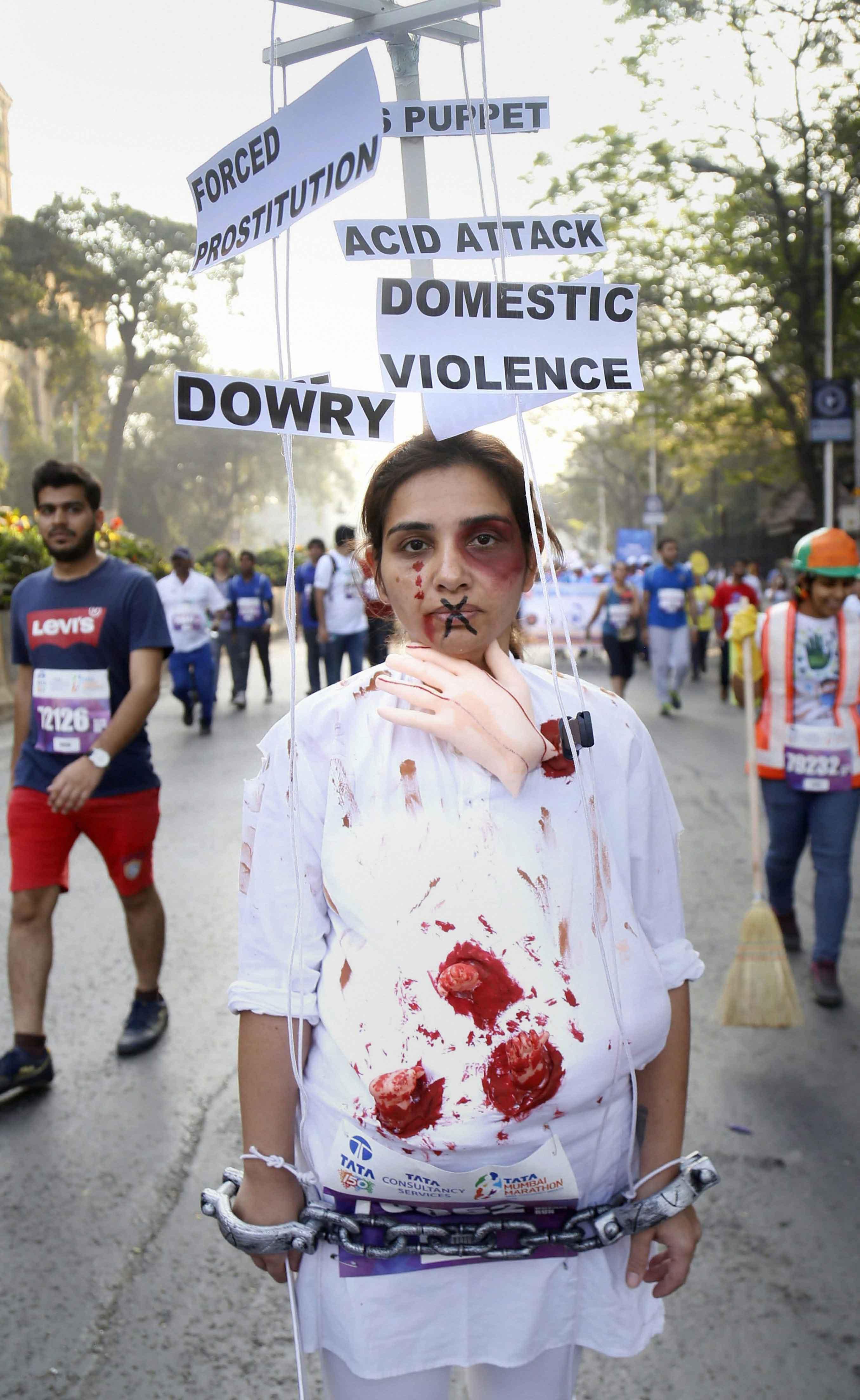 Mumbai Marathon 2018