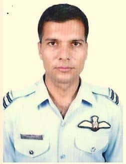 Flight Lieutenant A Tanwar