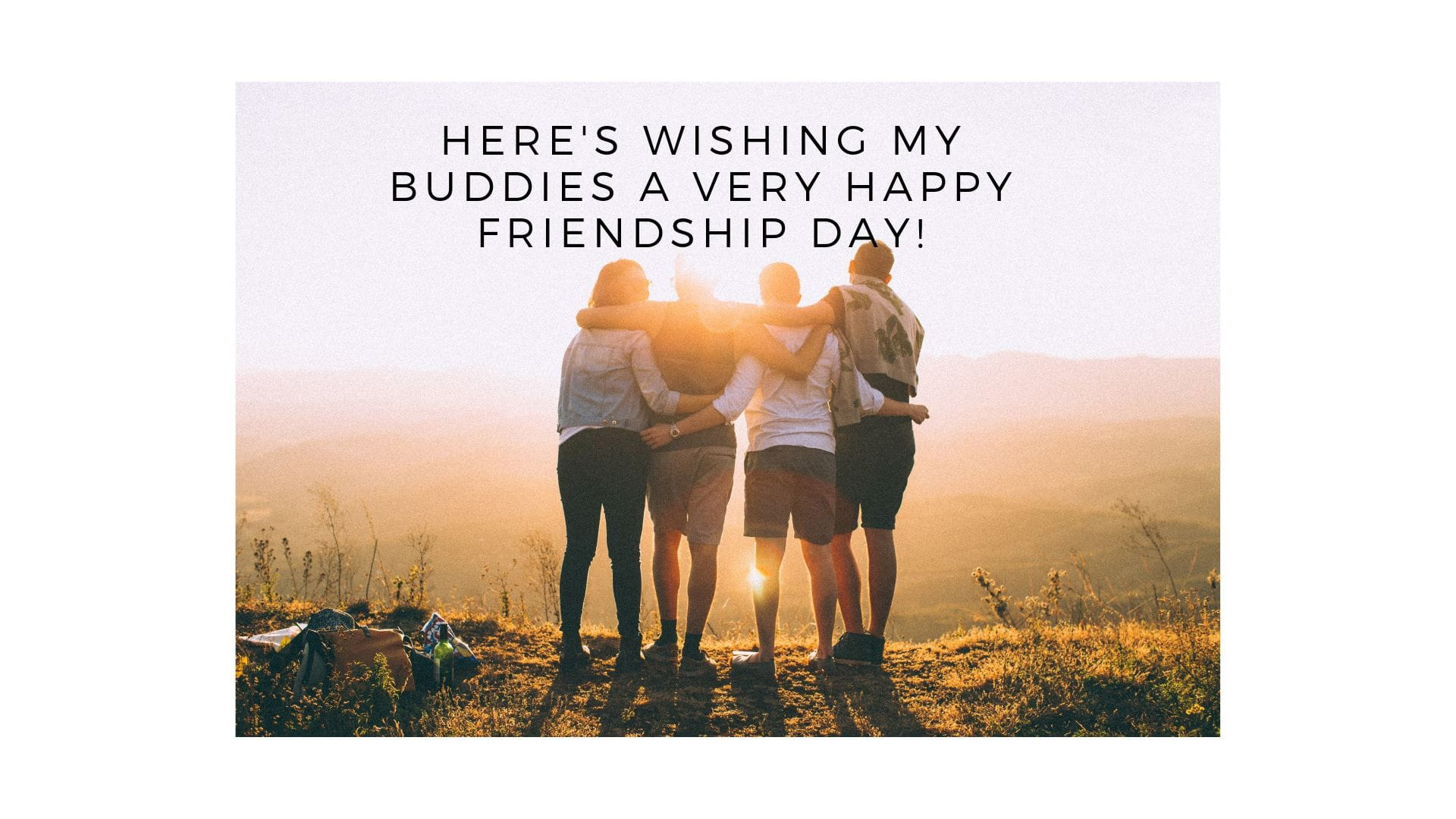Friendship Day 2019: Heartfelt SMS, WhatsApp, Facebook and