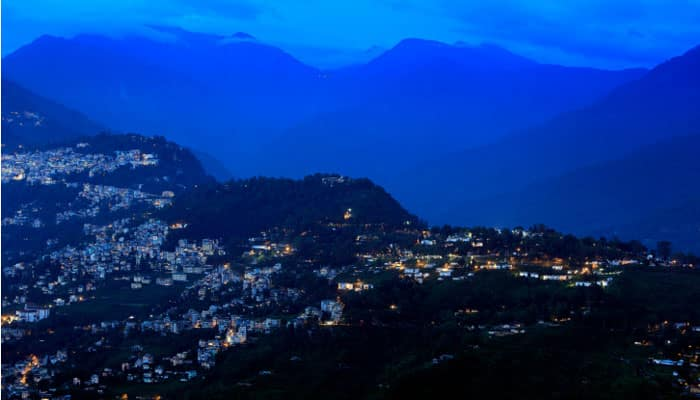 Gangtok Valley. Thinkstock image, for representational purposes only