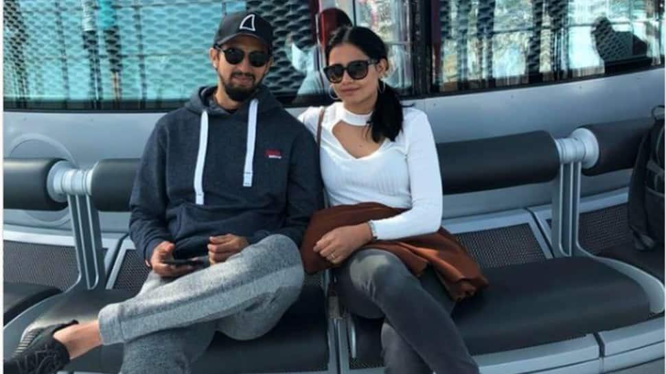 Indian paceman Ishant Sharma with wife Pratima Singh. (Source: Instagram)