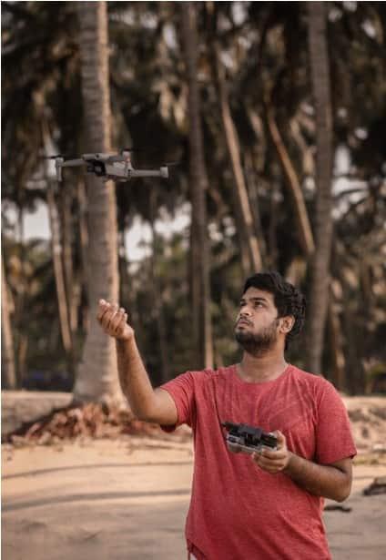 Kerala Drone