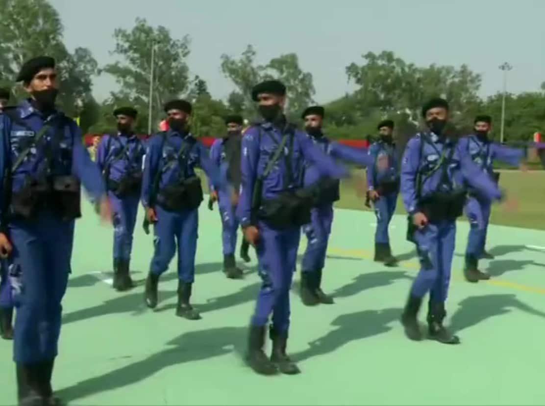 Delhi Police Commissioner SN Shrivastava
