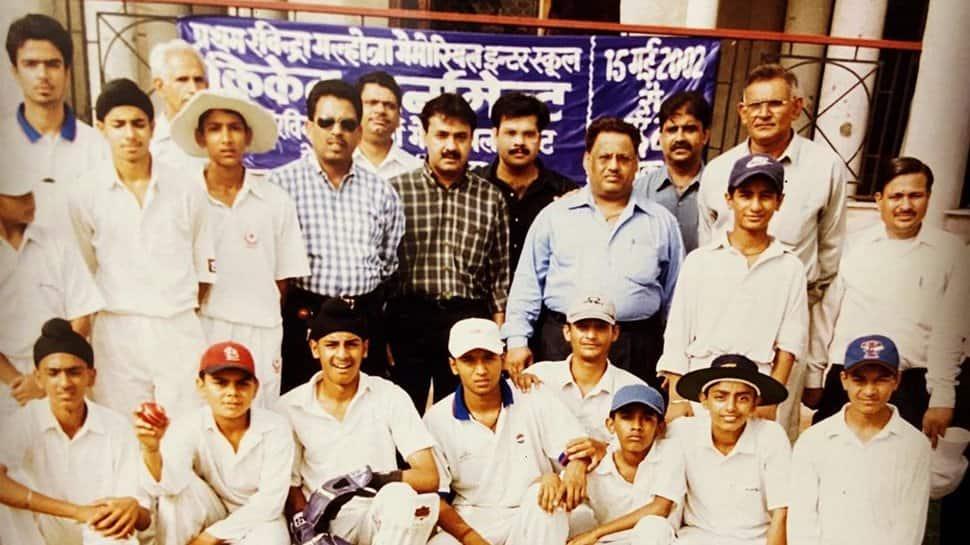 Virat Kohli school