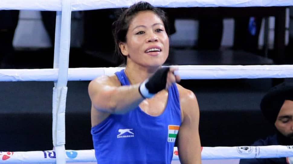 India boxing champion MC Mary Kom. (Source: Twitter)