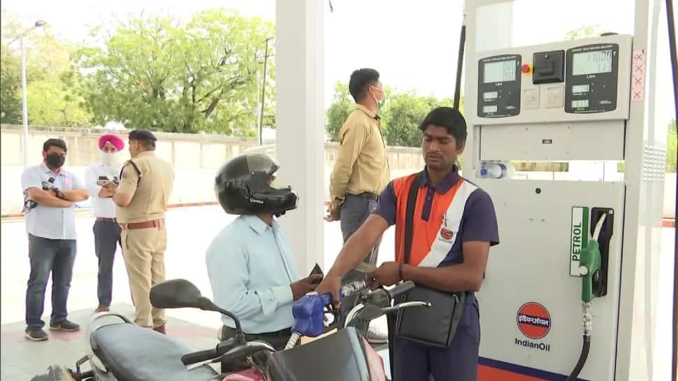 Jail petrol pump inmates