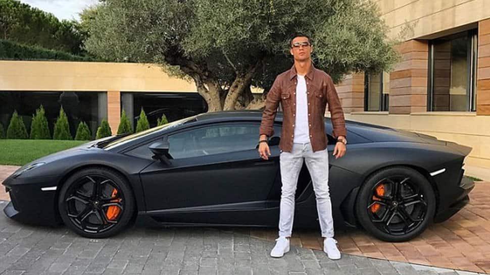 Cristiano Ronaldo Buggati