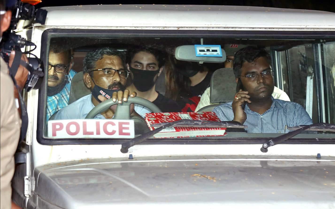 Shah Rukh Khan's son Aryan Khan remanded to NCB custody