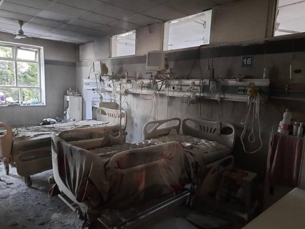 Fire breaks out in ICU ward of Delhi's Safdarjung Hospital