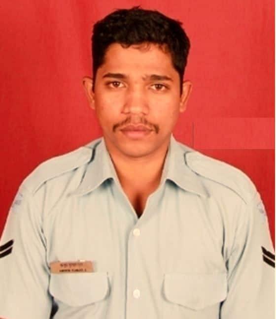 Sergeant Anoop Kumar