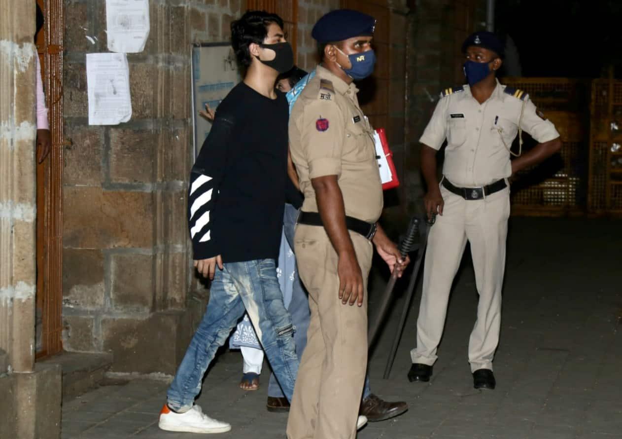 Shah Rukh Khan's son Aryan Kahn arrested by NCB in drugs case
