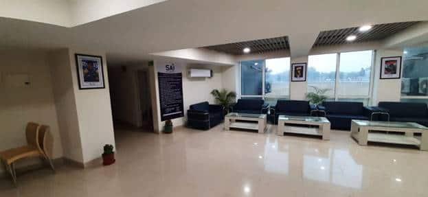 Sports facility SAI