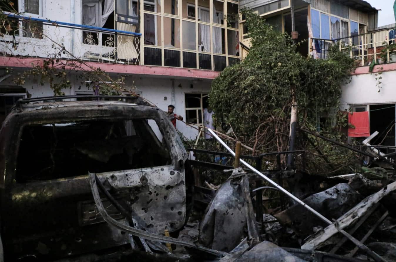 Afghanistan News LIVE Updates: Rocket Blast Near Kabul Airport
