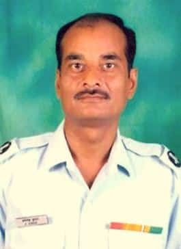 Warrant Officer KK Mishra