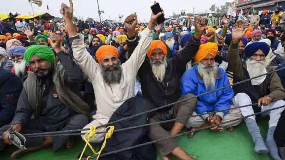 Farmers protest, farm bills