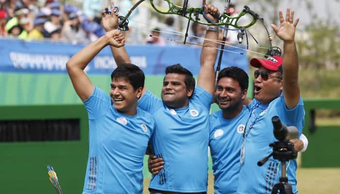 Indian archery men's team