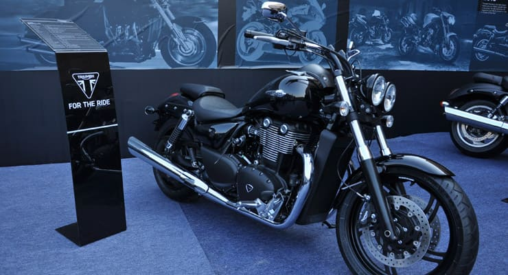 Triumph Motorcycles Ride Into India Models And Price News