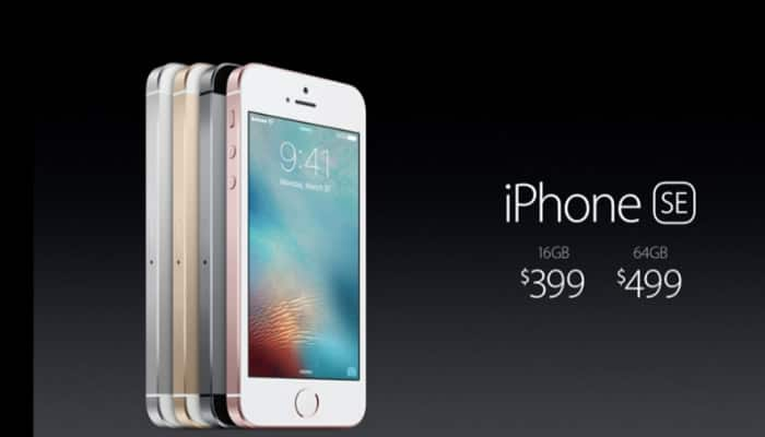 Buy iPhone SE : Make the right choice between 16GB and 64GB phone