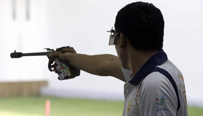 Jitu Rai 50m Final