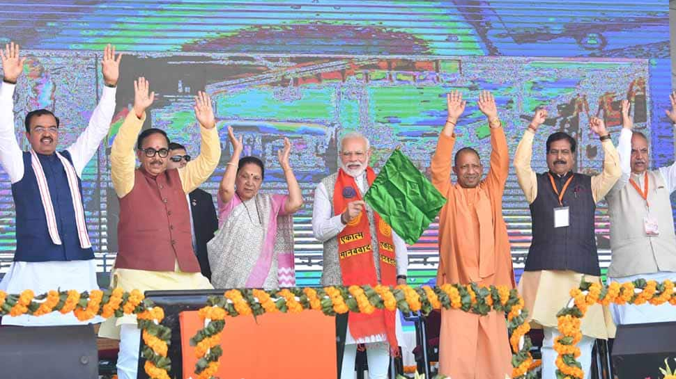 Narendra Modi, Varanasi, Mahakal express