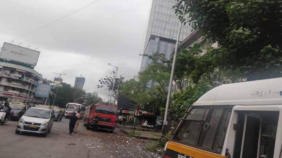 Mumbai explosion, Mumbai news