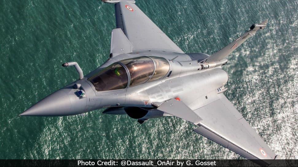 IAF Rafale RB 002