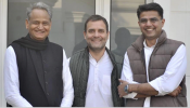 Sachin Pilot lands in Delhi to meet Sonia Gandhi as Rajasthan crisis deepens
