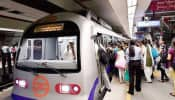 Delhi Metro requests commuters to stagger timings, avoid unnecessary travel