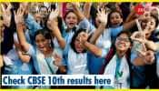 CBSE Class 10 Result 2021 declared: How to check at cbseresults.nic.in