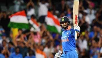 Virat Kohli slams 39th ODI ton, sixth against Australia