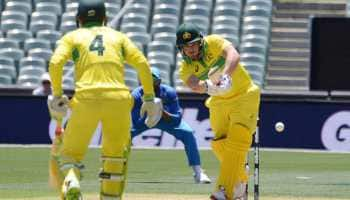 'When he gets going, he scores hundreds': Coach Justin Langer defends opener Aaron Finch