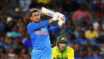 #10YearChallenge: ICC pays tribute to MS Dhoni after match-winning knock against Australia