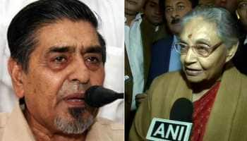 Front row seat for Jagdish Tytler sparks row at Delhi Congress event for Sheila Dikshit's takeover