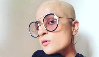 Tahira Kashyap shares her new bald look, gives cancer a tough fight
