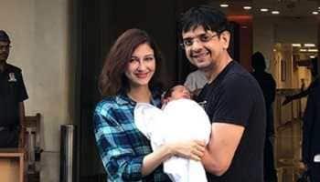 Bhabiji Ghar Par Hain's Gori Mem aka Saumya Tandon shares first pic of baby boy and it is adorable!