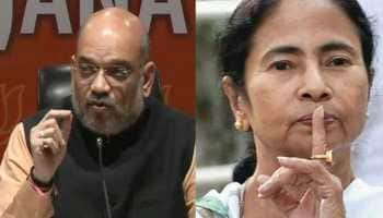 'Not safe': Mamata refuses to allow Amit Shah's chopper to land in Malda, BJP cries foul