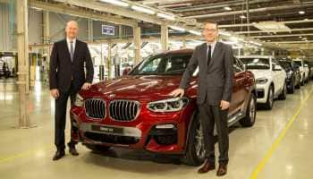 BMW all-new X4 launched in India at Rs 65.9 lakh