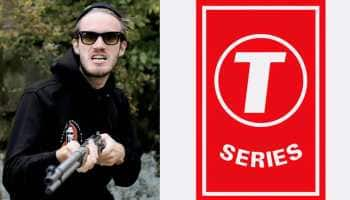 PewDiePie presses the emergency button, switches to Minecraft stream to stay ahead of T-Series