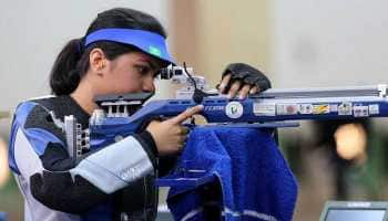 ISSF World Cup 2019: Apurvi Chandela shoots gold in 10m Air Rifle event
