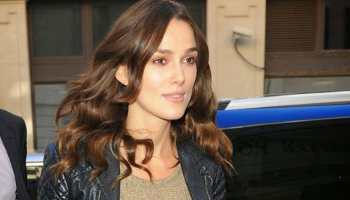 Idea of directing films interests me, says Keira Knightley
