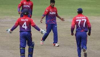 Shane Warne told me to bowl with a big and brave heart: Leg-spinner Sandeep Lamichanne