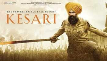 Akshay Kumar starrer Kesari witnesses growth at Box Office