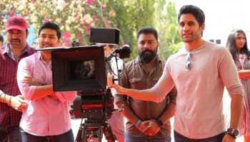 Tollywood film Manmadhudu 2 goes on floors