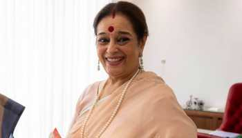 Poonam Sinha says she does not fear the contest against Rajnath Singh in Lucknow