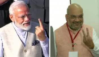 Lok Sabha Election 2019 live updates: PM Modi, Amit Shah cast votes; 9.35% polling till 9 am in Bihar
