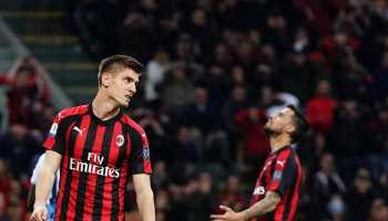 Serie-A: Milan looking over their shoulders in 50 million euro race
