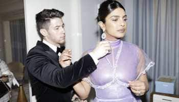 These pictures of Priyanka Chopra-Nick Jonas from Cannes will warm your heart-See inside